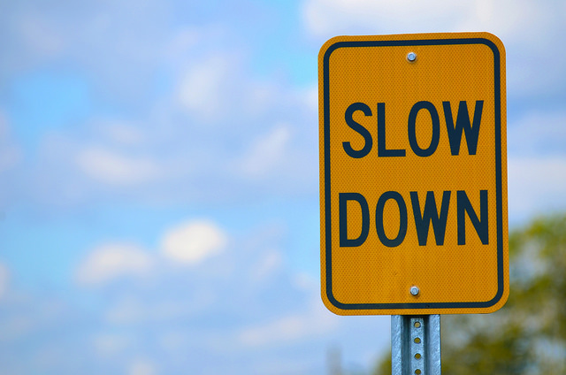 Slow Down and Feel Even the Shame
